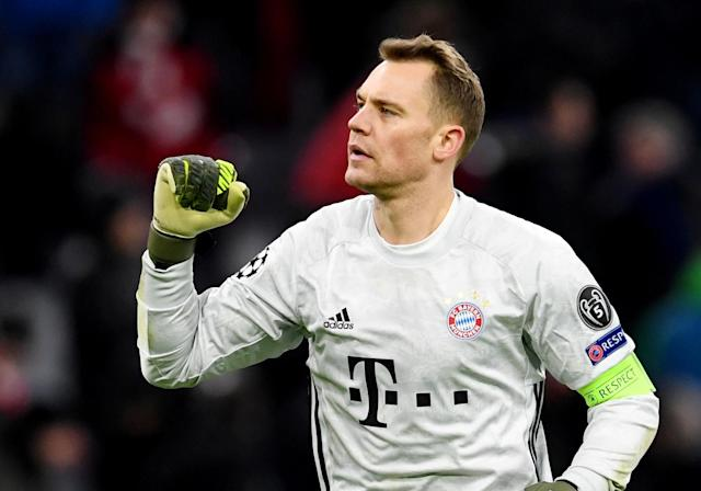 Manuel Neuer has been the premier goalkeeper of this decade. (REUTERS/Andreas Gebert)
