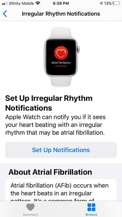 how to use apple watchs fitness features heart77