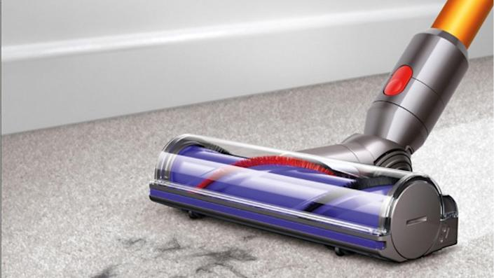 The Dyson V8 Absolute is one of our favorite vacuum cleaners and it can be yours for $70.