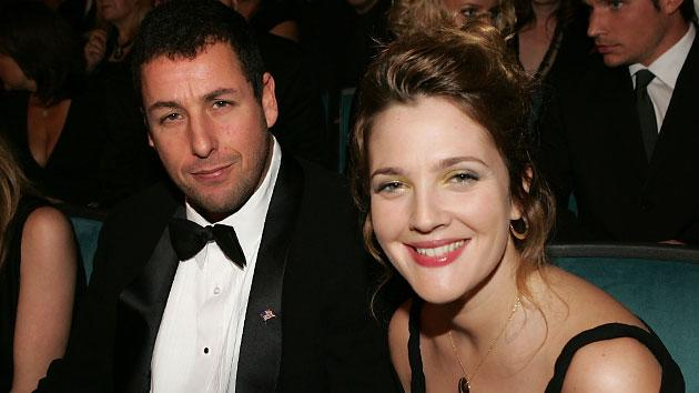 You Loved Em In The Wedding Singer 50 First Dates Now Drew Barrymore Adam Sandler And A Bunch Of Movie Suits Are Banking On