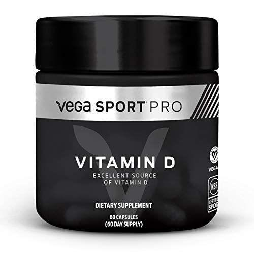 """<p><strong>Vega</strong></p><p>amazon.com</p><p><strong>$8.00</strong></p><p><a href=""""https://www.amazon.com/dp/B0866P8RJP?tag=syn-yahoo-20&ascsubtag=%5Bartid%7C2141.g.35686472%5Bsrc%7Cyahoo-us"""" rel=""""nofollow noopener"""" target=""""_blank"""" data-ylk=""""slk:Shop Now"""" class=""""link rapid-noclick-resp"""">Shop Now</a></p><p>Don't want any animal products in your supplements? While some vitamin D3 supplements contain lanolin, gelatin or shellfish, these 1,000 IU capsules are fully plant-based, making them a solid option for vegetarians and vegans. And each 60-dose bottle is NSF verified.</p>"""