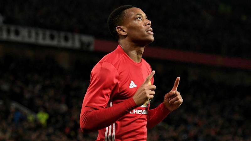 Man Utd must pay another €10m to Monaco for Martial after 25th goal