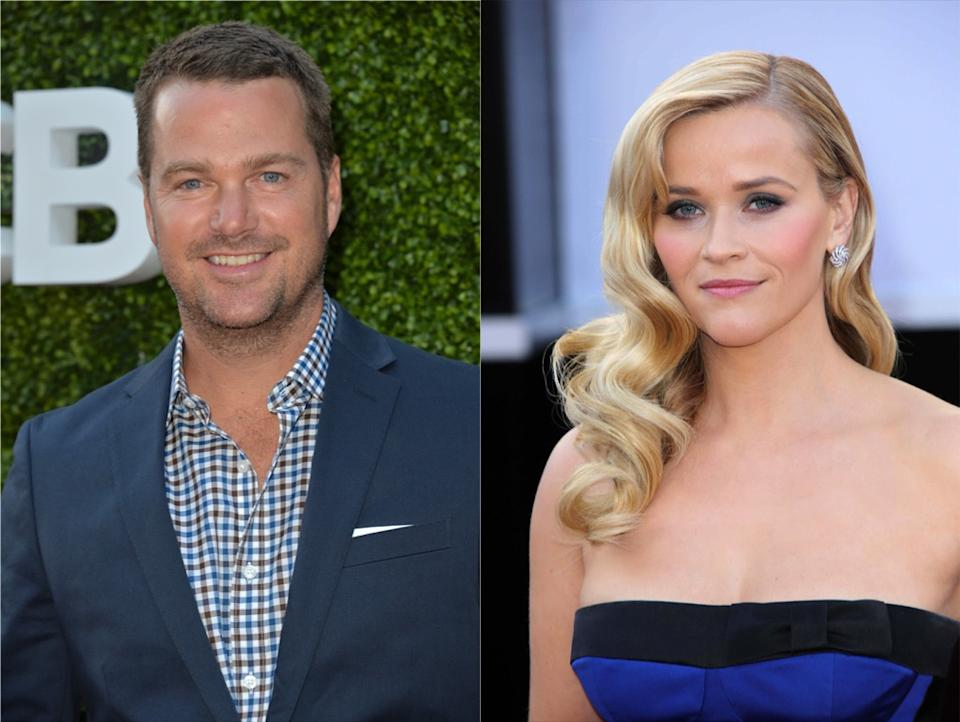 Chris O'Donnell Reese Witherspoon It Couples From the 90s