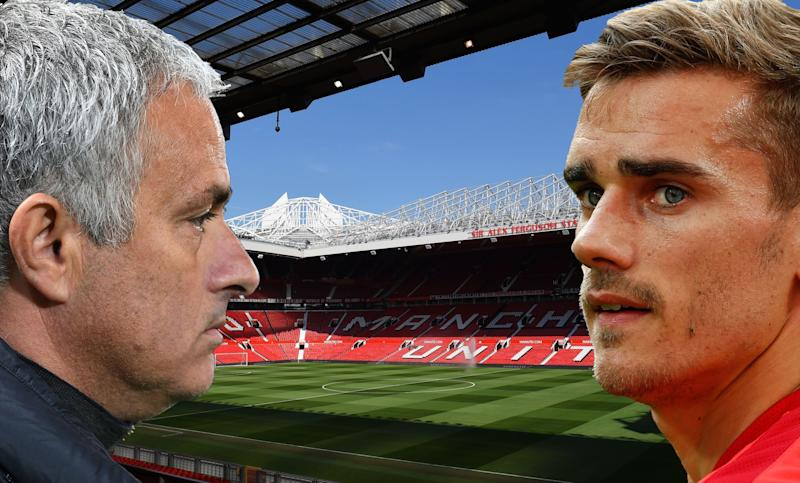 Could Jose Mourinho and Antoine Griezmann link up at Manchester United?
