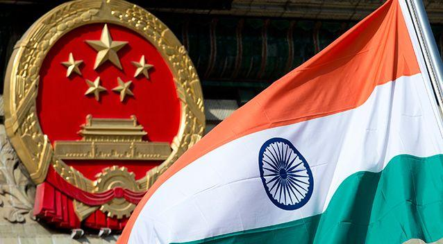 It's understood India is becoming increasingly worried over China's prescence in the country. Photo: AAP