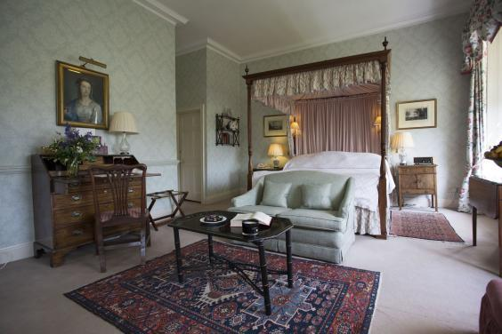Many rooms at Middlethorpe Hall have four-poster beds (Middlethorpe Hall & Spa)