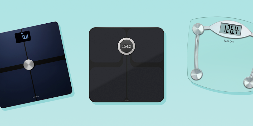 """<p>Using a digital scale can be a great way to <a href=""""https://www.goodhousekeeping.com/health/diet-nutrition/advice/a17162/lose-weight-faster-karas-0302/"""" rel=""""nofollow noopener"""" target=""""_blank"""" data-ylk=""""slk:monitor weight change"""" class=""""link rapid-noclick-resp"""">monitor weight change</a> over time and help you keep track of fitness and health goals. Some scales can be more reliable and useful than others, so it's definitely worth investing in a scale that's been proven to be dependable and offers great bonus features. </p><p>Your bathroom scale can now offer more than just a simple weigh in: In addition to simply providing your weight, some of our top smart scale picks can <strong>also measure body mass index, body fat percentage, metabolic rate, and even bone and muscle mass. </strong>Several of our best digital bathroom scales also link up to <a href=""""https://www.goodhousekeeping.com/health-products/g28246667/best-calorie-counting-apps/"""" rel=""""nofollow noopener"""" target=""""_blank"""" data-ylk=""""slk:smartphone apps"""" class=""""link rapid-noclick-resp"""">smartphone apps</a> that help you manage your weight loss goals. </p><p>But when buying a new bathroom scale, it's important to keep in mind that the number on the scale can change on a daily basis, due to a variety of factors. One weigh-in should not make or break your <a href=""""https://www.goodhousekeeping.com/health/wellness/g4894/motivational-fitness-diet-quotes/"""" rel=""""nofollow noopener"""" target=""""_blank"""" data-ylk=""""slk:fitness and health journey"""" class=""""link rapid-noclick-resp"""">fitness and health journey</a>. Instead, the best way to make your scale work for you is to use it regularly and consistently, in order to track your weight and accurately measure it against your own ebbs and flows. Owning a scale that gives you more intel offers a more well-rounded approach to your goals. (Just remember to always take readings on a flat, even surface to get the best measurements!)</p><p>So go ahead and upgrade your bathroom scale with"""