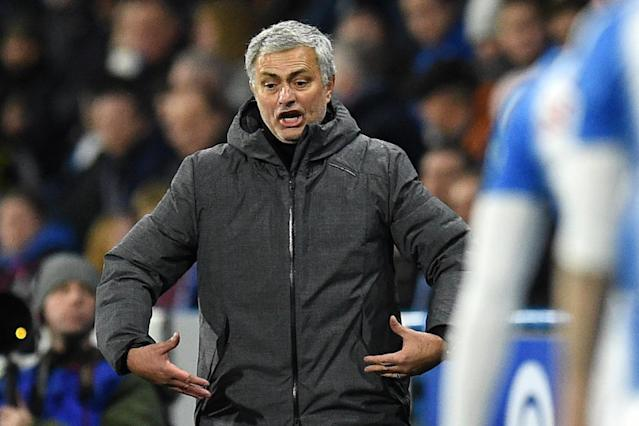 Manchester United boss Jose Mourinho points out VAR protocol 'problems' in FA Cup win at Huddersfield