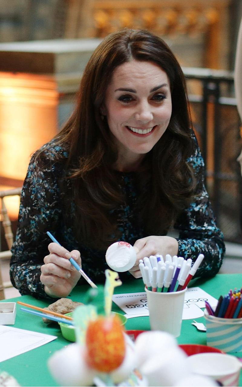 The Duchess of Cambridge is a patron of the museum - Credit: Yui Mok /PA