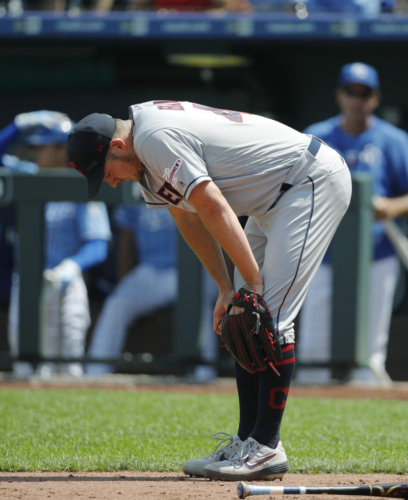 Punishment Revealed For Cleveland Indians SP Trevor Bauer