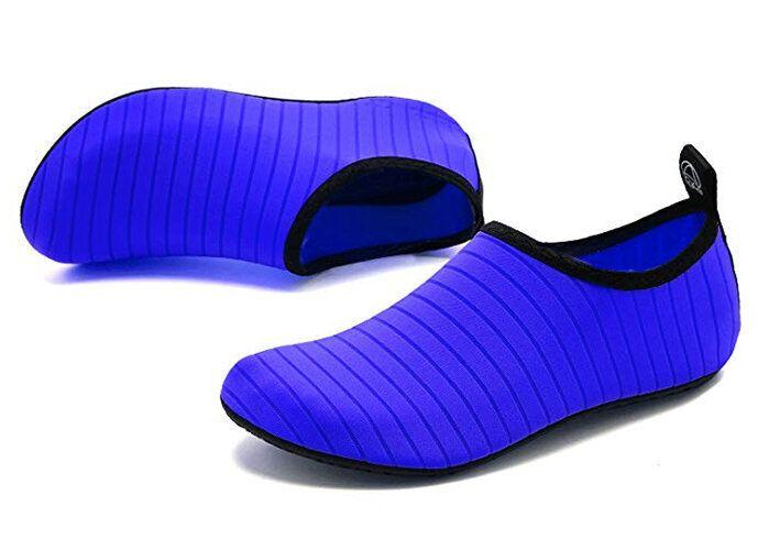 Vifuur Water Sports Shoes in Blue. (Photo: Amazon)
