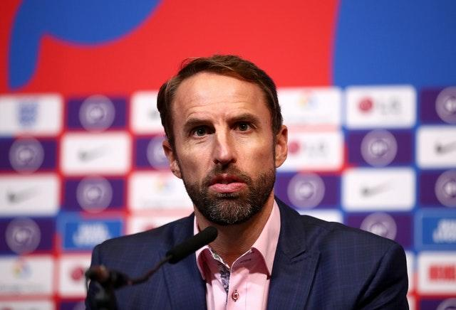 Gareth Southgate is set to face the media