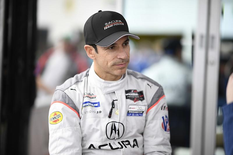Castroneves targets full-time IndyCar return in 2021