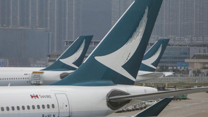Cathay Pacific suffers 38 per cent plunge in passengers travelling to Hong Kong in August as busy holiday month hit by anti-government protests