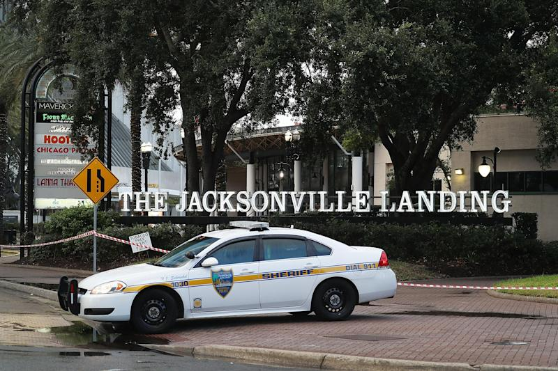 David Katz, 24, has been named as the suspect in a mass shooting at a video game tournament in Jacksonville, Florida, that left two people dead and ten other injured: Getty Images