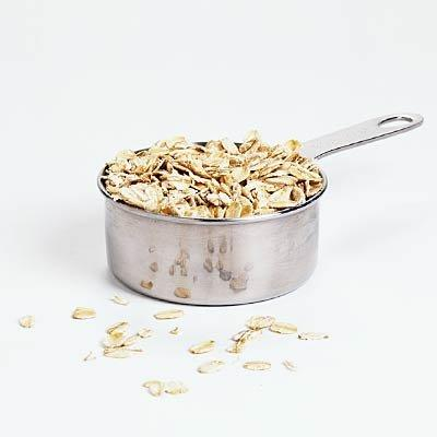 """<p>You may have noticed a heart-shaped seal on your box of oatmeal recently. The seal's there because oats contain beta-glucan, a type of fiber that's been shown to help lower cholesterol when eaten regularly. Need another reason to dig in? Oats are also rich in <a href=""""https://www.health.com/health/gallery/0,,20660118_16,00.html"""">omega-3 fatty acids</a>, <a href=""""https://www.health.com/health/gallery/0,,20660118_9,00.html"""">folate</a>, and <a href=""""https://www.health.com/health/gallery/0,,20660118_17,00.html"""">potassium</a>.</p> <p> Steel-cut oats, which take about 15 minutes to cook, contain more fiber than rolled oats or instant varieties, but any type of oatmeal is a healthy choice. Just avoid the flavored kinds, which can be packed with sugar. Instead, sweeten your bowl with milk and a bit of honey, and top with fruit and nuts.</p> <p><strong>Watch the video: <a href=""""https://www.health.com/food/how-to-baked-oatmeal"""" target=""""_blank"""">How to Make Baked Oatmeal</a></strong></p>"""
