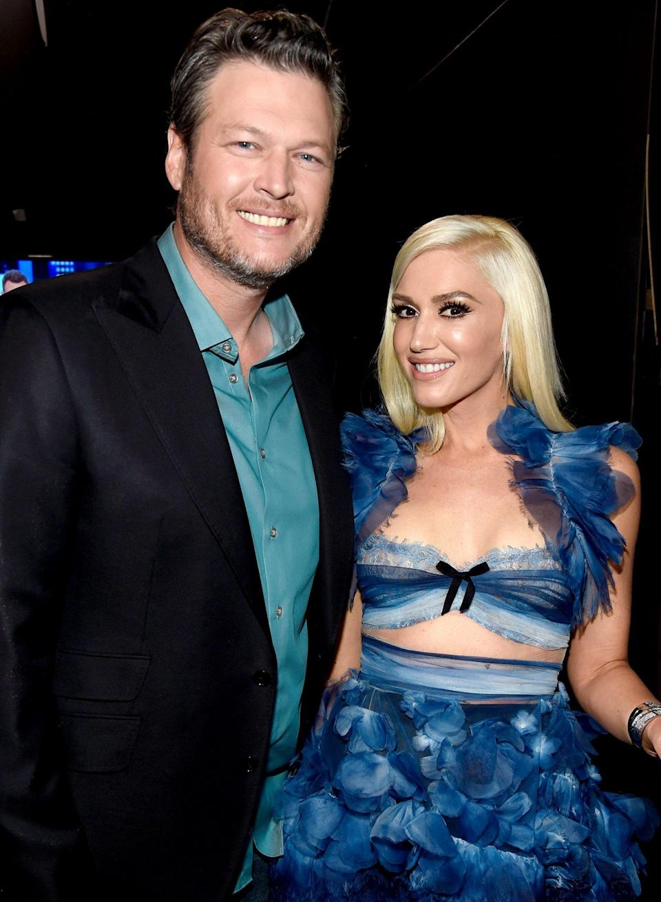 <p>In 2019, Stefani returned to <em>The Voice</em>, making the pair coworkers yet again.</p>