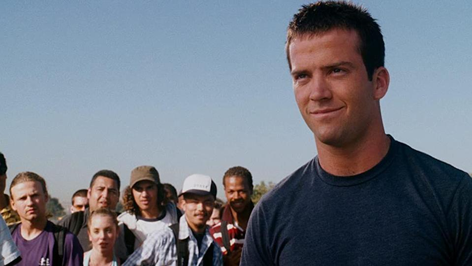 <p>Lucas Black began his journey with the <em>Fast and Furious</em> franchise during the third installment, <em>Tokyo Drift</em>. Portraying Sean Boswell, he quickly became an important character in the film. </p>