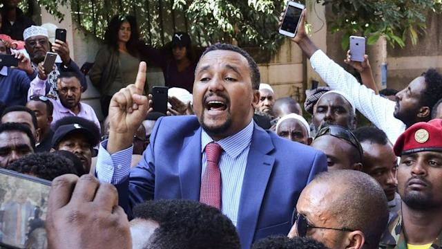 Jawar Mohammed is a top Oromo leader and critic of Prime Minister Abiy Ahmed