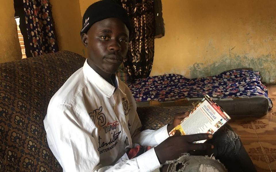 Cheikh Tidiane Sy escaped with a cold. He was one of the lucky ones