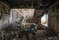 "<p>Thissen said: ""The building was nice to explore, but I felt a bit sad and disturbed at the same time."" (Photo: Bob Thissen/Caters News) </p>"