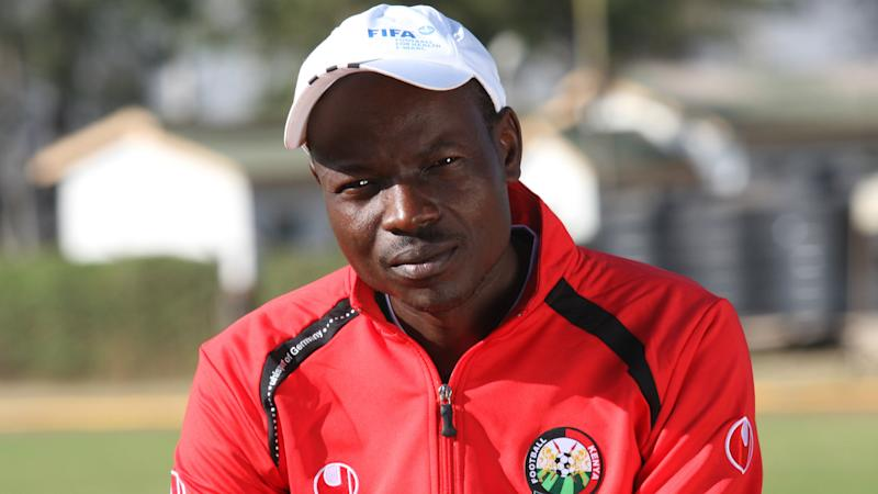 Stanley Okumbi lashes out at players after a home draw against Rwanda