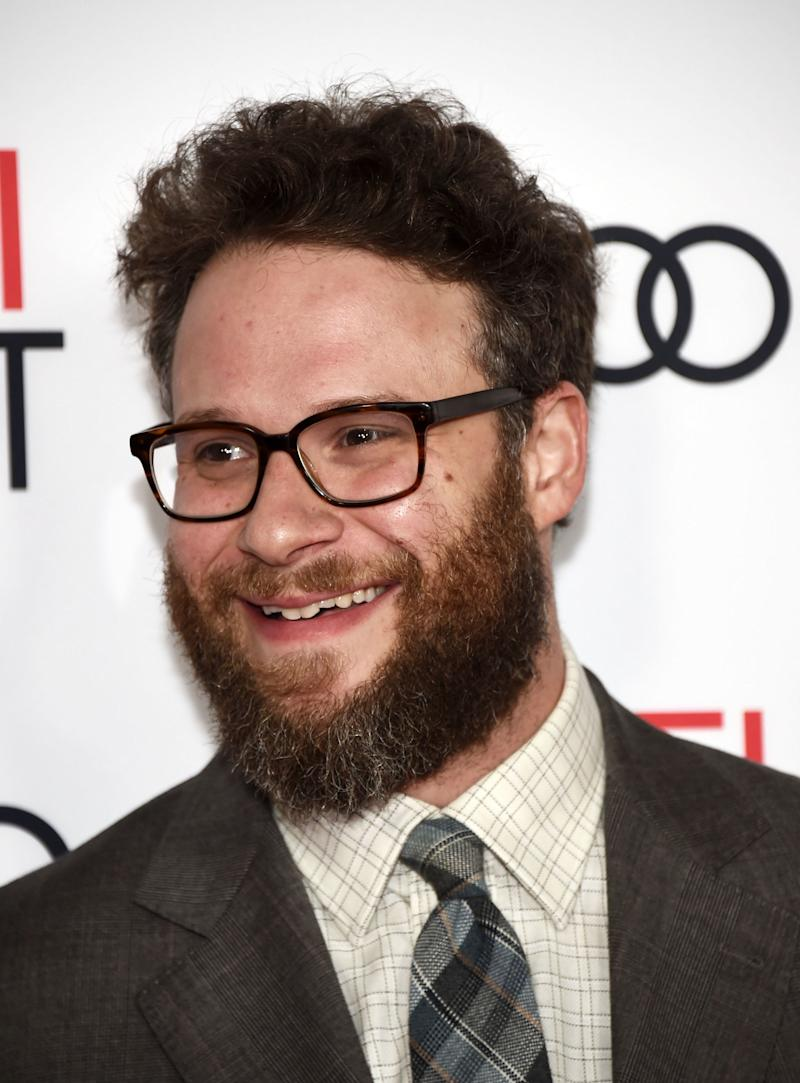 "They should call Rogen ""The Makeup Artist."""