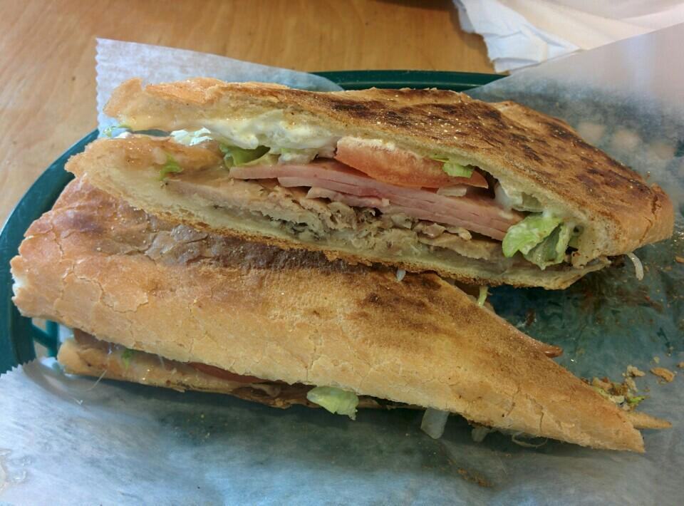 """<p>In Hyde Square, with 45 tips and reviews. Michael Pan writes, """"This place is great. Get the fried yucca, Cuban sandwich, and skirt steak. To die dreaming drink is UNREAL.""""<a href=""""http://www.elorientaldecuba.net/homeE.html"""">416 Centre St.</a></p>"""