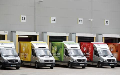 Ocado - Credit:  Peter Nicholls/REUTERS