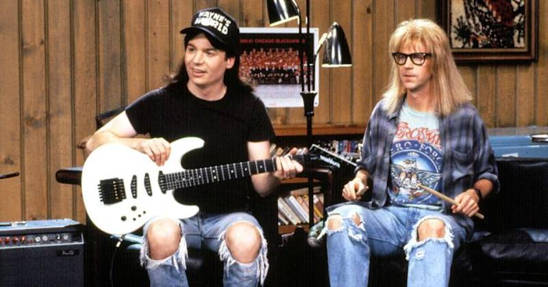 waynes world 25th anniversary 10 things you didnt know read de290c51 c9bb 45ab 9860 1ff4a9fac54f Coronavirus Self Care: How to Quarantine with Movies and TV