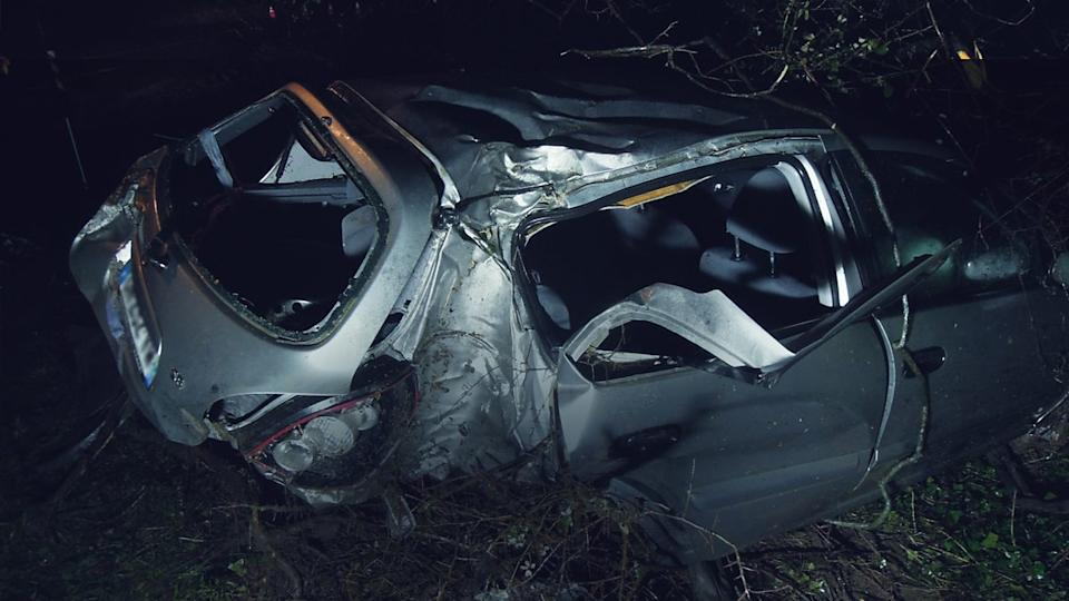 Car Crash: Who's Lying? (Credit: BBC)