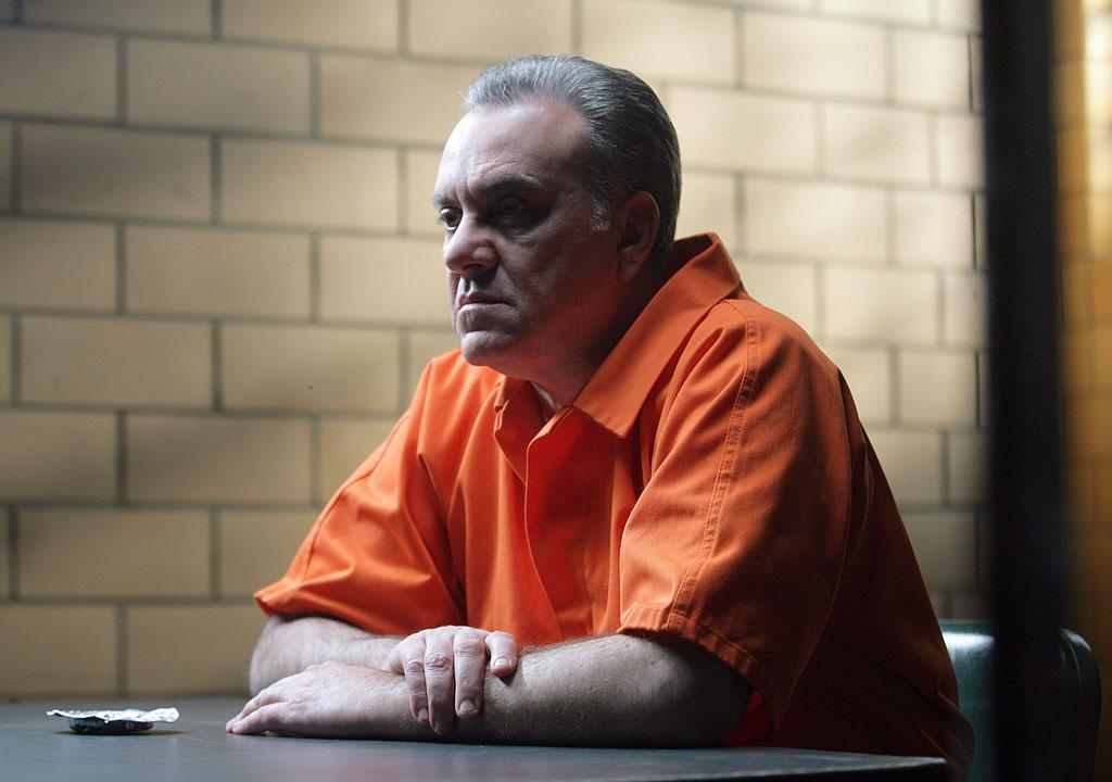 "John Sacrimoni AKA ""Johnny Sack"" ended his tenure on <a href=""/the-sopranos/show/218"">The Sopranos</a> by dying of lung cancer after being imprisoned. Not a great way for the former boss to go out."