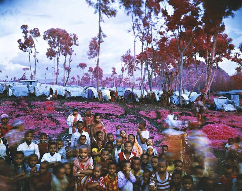 Photo credit: © Richard Mosse. Courtesy of the artist and carlier | gebauer, Berlin/Madrid