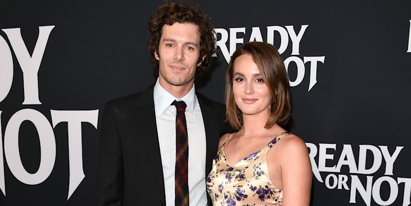 Leighton Meester & Adam Brody Are Expecting Their Second Child Together!