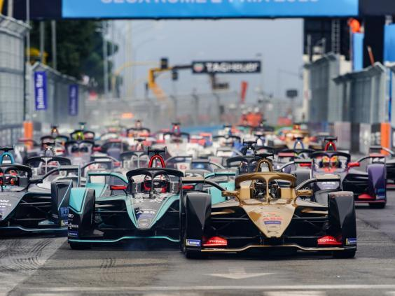 Formula E is doing more than most to protect the world around us (Getty)