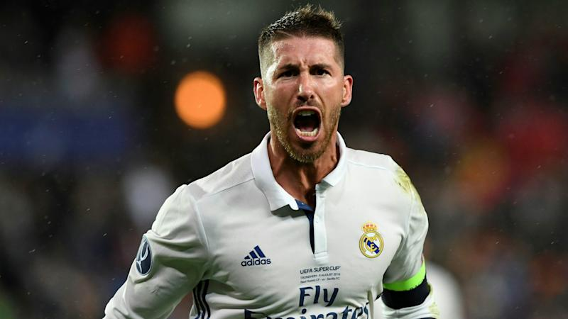 Sergio Ramos ponders changing shirt number to 93 to honour Decima goal