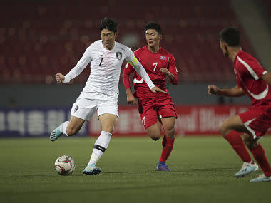 FIFA World Cup 2022 qualifiers: South Korea's Son Heung-min says North Korea players were 'very aggressive' during historic tie