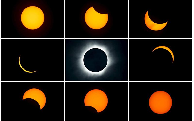 Take a great picture of the eclipse - Reuters
