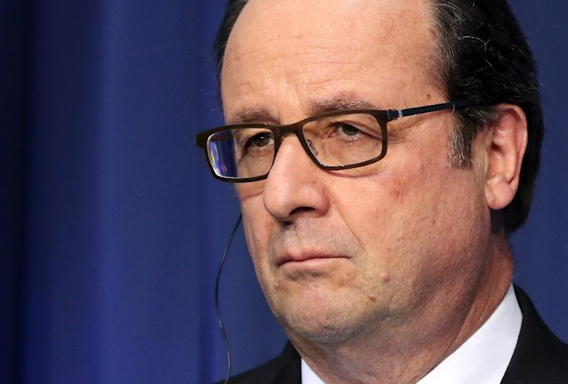 Francois Illas New Tradition: Trump's 'excesses' Are Sickening, Says Hollande