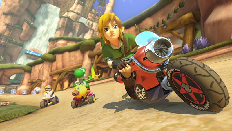 Mario Kart DLC Release Date and New Tracks Revealed