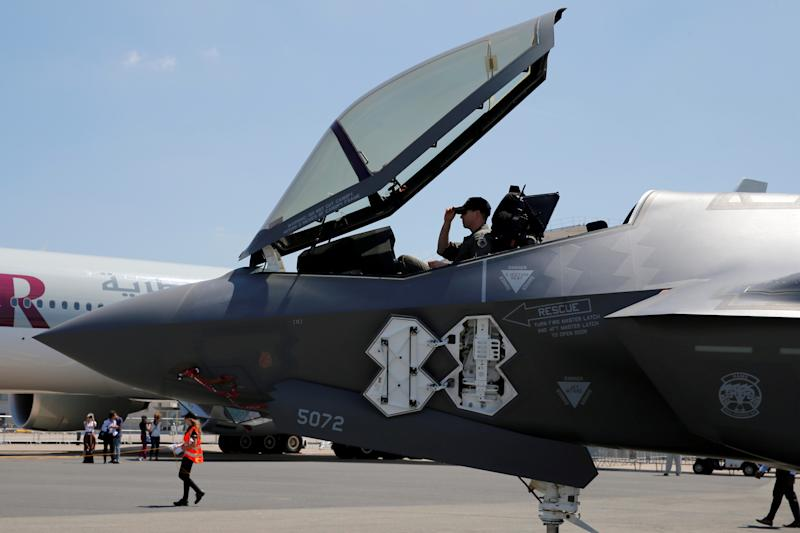 F-35: U.K.'s Fighter Jets Won't Function Fully but Their Cost Has Almost Doubled: Report
