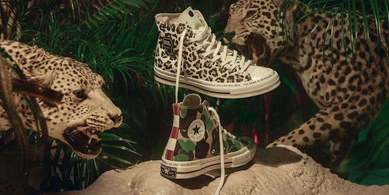 234c7c01a006 The New Converse x Brain Dead Collab Is the Best Kind of Wild