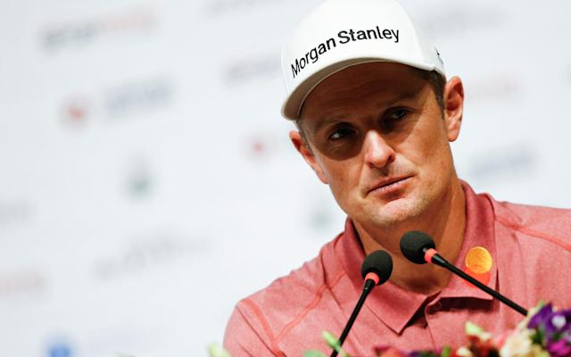 Justin Rose is in action this week at the Turkish Airlines Open - 2019 Anadolu Agency