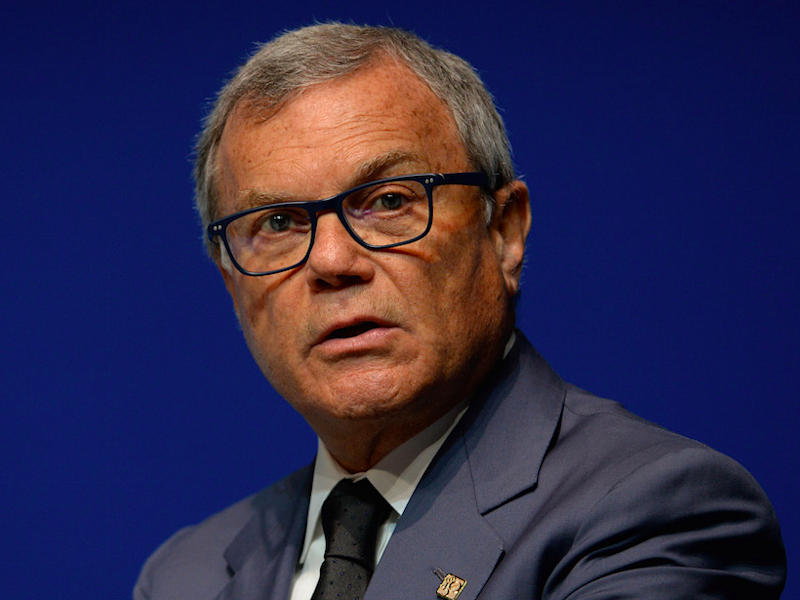 Sir Martin Sorrell: WPP is investing in Europe to protect against Brexit immigration curbs