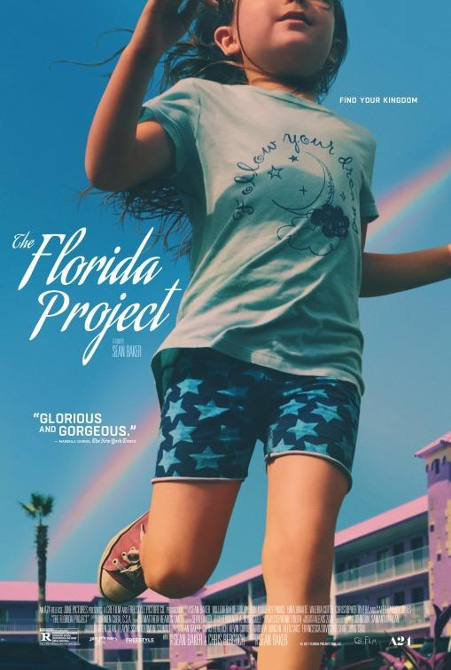 <p>Youthful exuberance bursts out of every frame of Sean Baker's indie hit, and practically races off <em>The Florida Project</em>'s evocative poster as well. </p>