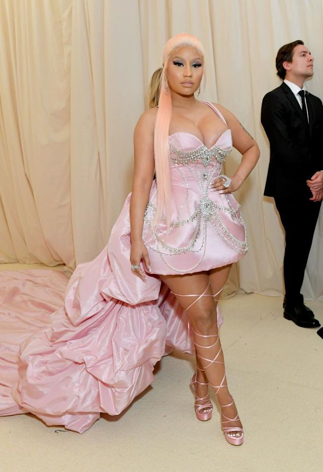 <p>After she posed for the cover of <em>Harper's Bazaar Russia</em>, Nicki lost tons of followers on her Twitter and Instagram accounts. Fans and other celebs also called her out for posing for the mag, pointing out Russia's anti-LGBTQ stances and how many of her friends are a part of the community.</p>