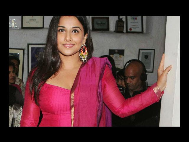 <h4>3. Vidya Balan</h4> <p><strong>Age: 35</strong></p> <p>It would be a cliché to say that Vidya Balan inspires us because she challenged industry norms. Our inspiration stems from her innate ability to believe in herself in spite of all the odds that have come her way. She has never succumbed to the pressure from the media either and her low-key and very simple wedding to Siddharth Roy Kapoor stands testimony to the fact.</p>