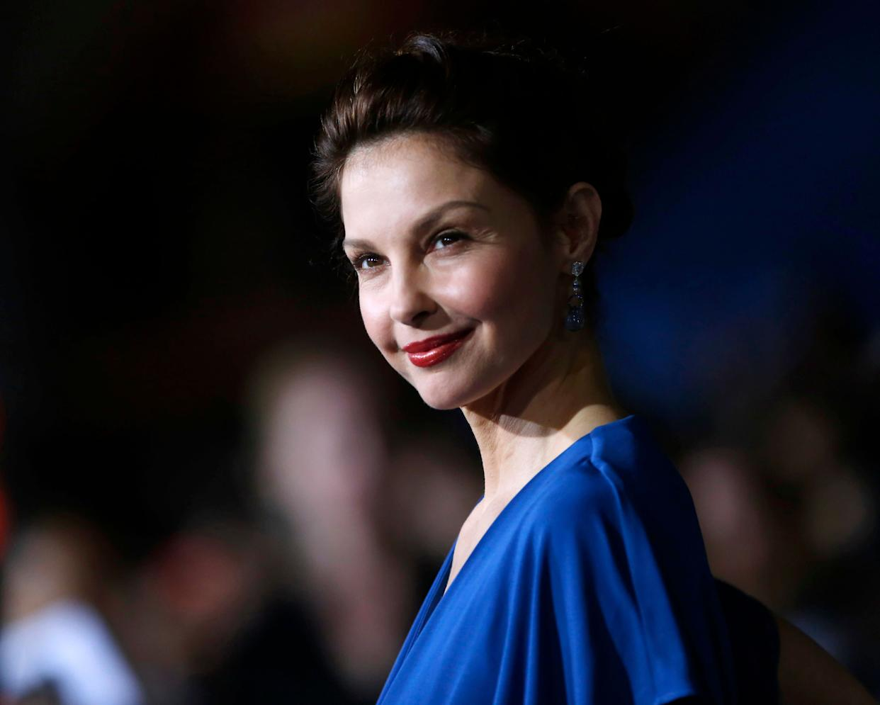 "Ashley Judd <a href=""https://www.nytimes.com/2017/10/05/us/harvey-weinstein-harassment-allegations.html"" rel=""nofollow noopener"" target=""_blank"" data-ylk=""slk:told the New York Times"" class=""link rapid-noclick-resp"">told the New York Times</a>&nbsp;that Harvey Weinstein&nbsp;invited her to his hotel room and asked her if&nbsp;he could give her a massage or if she wanted to watch him shower.&nbsp;<br><br>She told the Times that she thought, &ldquo;How do I get out of the room as fast as possible without alienating Harvey Weinstein?&rdquo;&nbsp;"