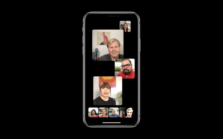 reasons to install ios 12 group facetime 2