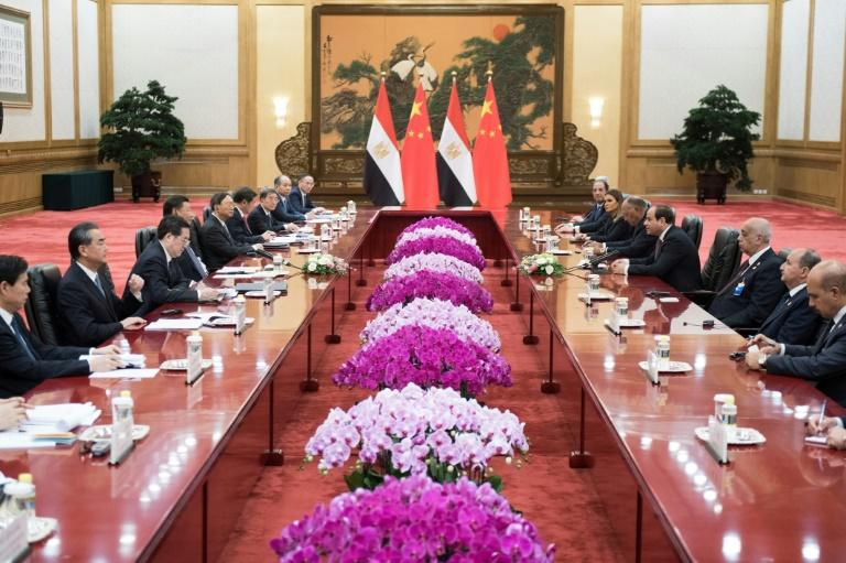 Xi spent the weekend in one-on-one meetings with leaders from the continent who arrived early for some face time with the head of the world's second-largest economy
